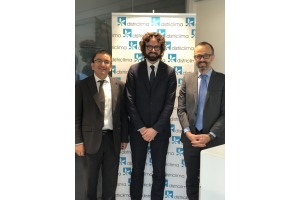 The French General Consul, Mr. Cyril Piquemal, visits DISTRICLIMA