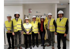 DISTRICLIMA receives the visit of the Ambassador of France in Spain