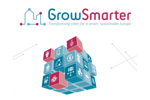The european project GrowSmarter visits DISTRICLIMA